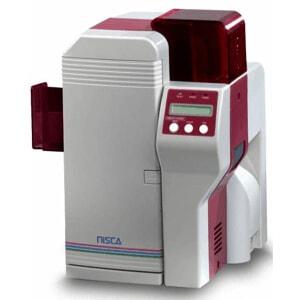 Nisca pr5360le kartendrucker Team Nisca