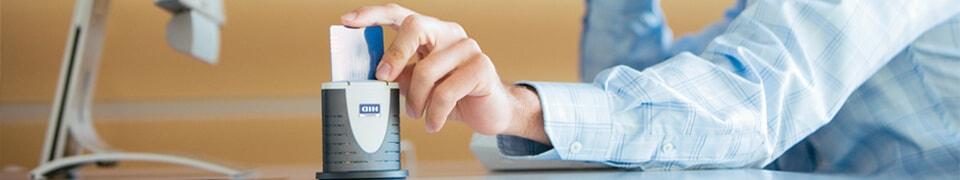 Smart Cards, HID Omnikey Kartenleser, Kartenlesegerät, Reader, Smartcards