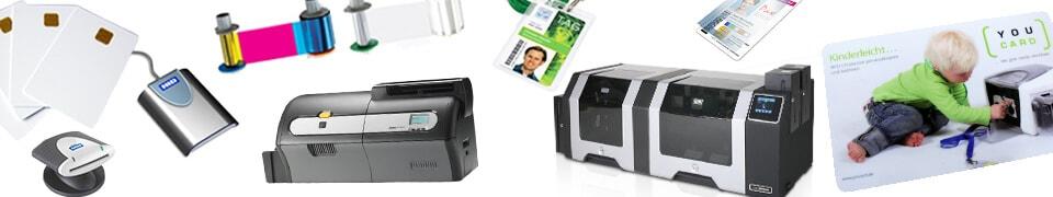 Kartendrucker, Plastikkarten, Ausweise und Zubehör von YouCard