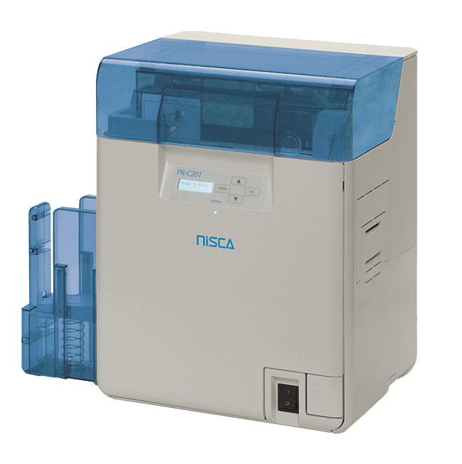 Nisca PR-C201 Kartendrucker, Team Nisca, 600 dpi Kartendruck