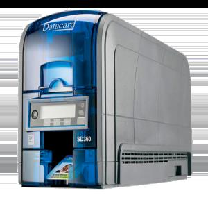 datacard sd360 kartendrucker