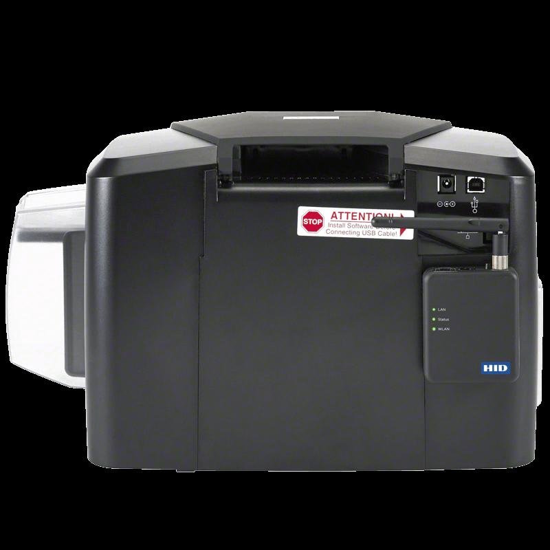 HID FARGO DTC1000me Kartendrucker. Monochromer Drucker von HID Global