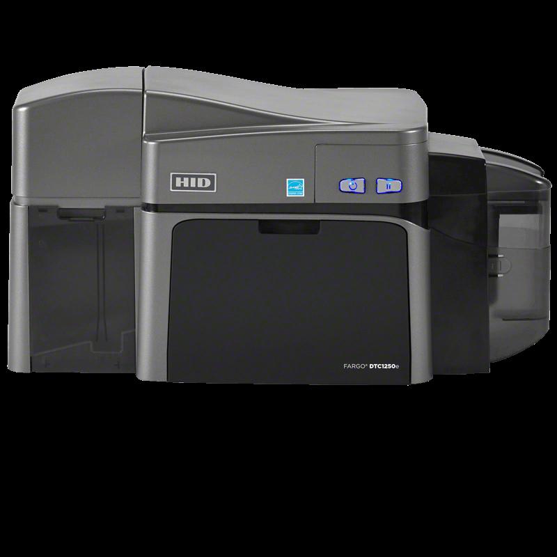 HID Fargo DTC1250e DUAL Kartendrucker, HID Global