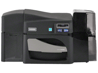 HID FARGO DTC4500e Kartendrucker