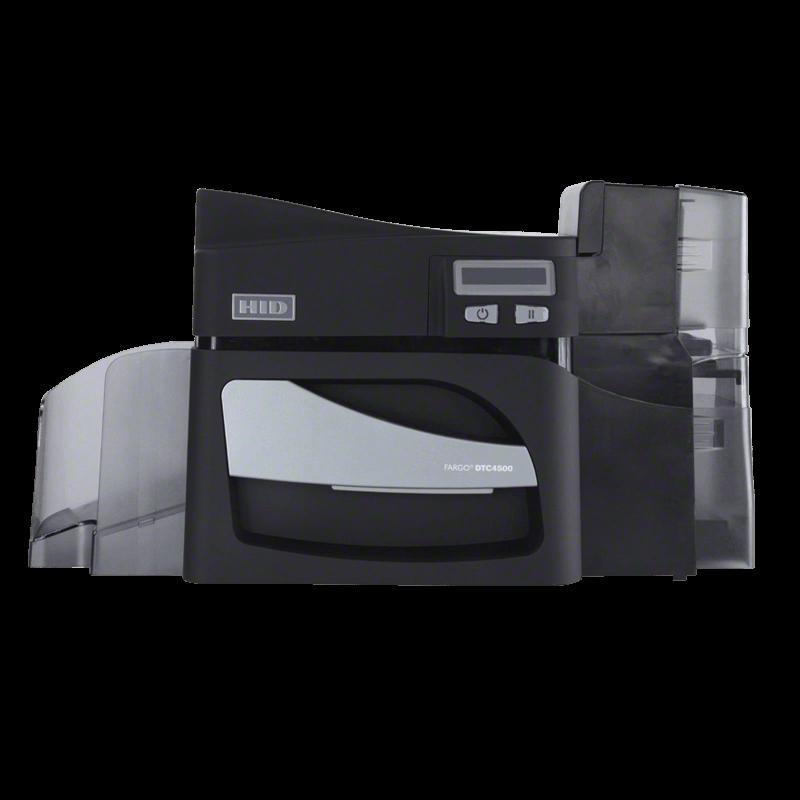 HID FARGO DTC4500e Kartendrucker, HID Global