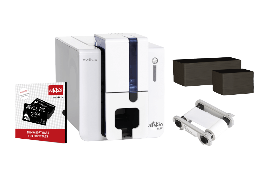 Evolis Edikio Flex Bundle