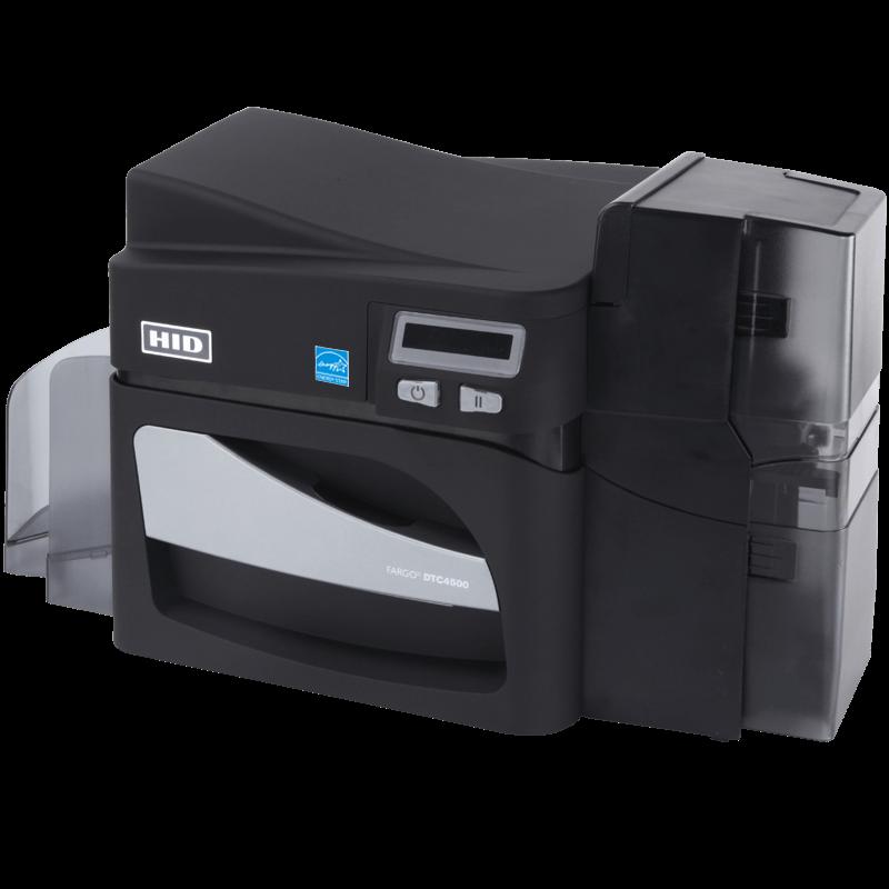 HID FARGO DTC4500 Kartendrucker, HID Global