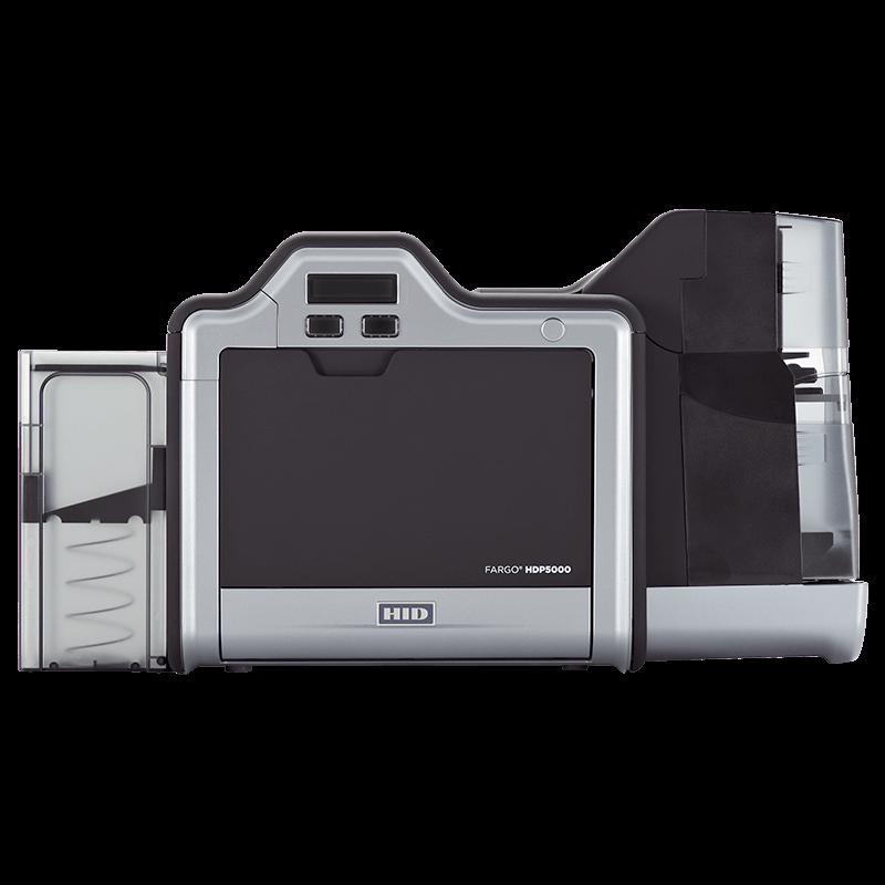 HID FARGO HDP5000 Kartendrucker mit 200er Karteneinzug , HID Global HDP 5000 Kartendrucker