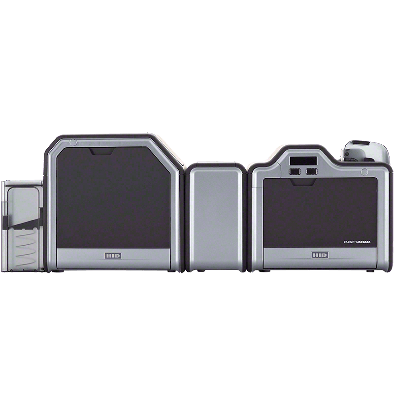 HID FARGO HDP5600 dual Laminator , HID Global HDP 5000 Kartendrucker