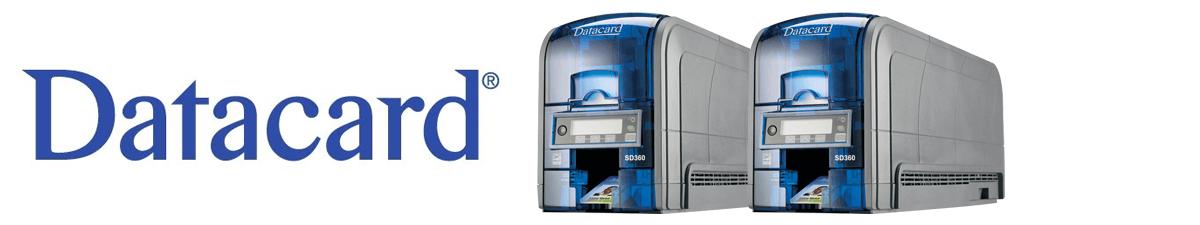 Datacard Kartendrucker SP25, SP75, SD260 und SD360