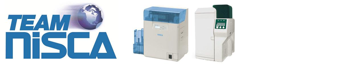 Nisca Kartendrucker PR-C101, PR-C201 sowie PR53xx Reihe