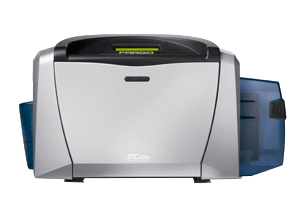 HID Fargo DTC400e Kartendrucker
