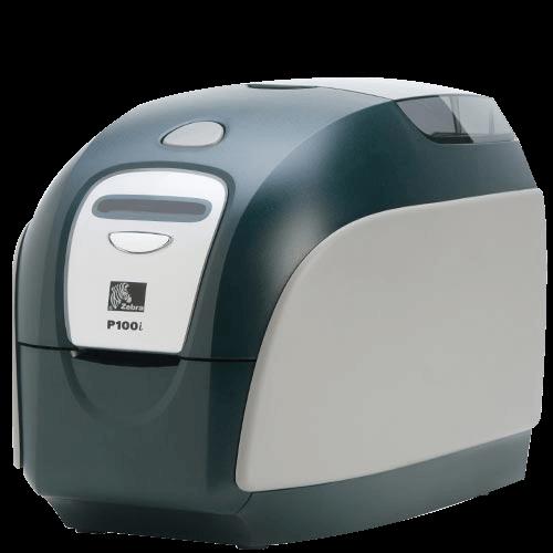 Zebra P100i Kartendrucker, Zebra Technologies, Drucker