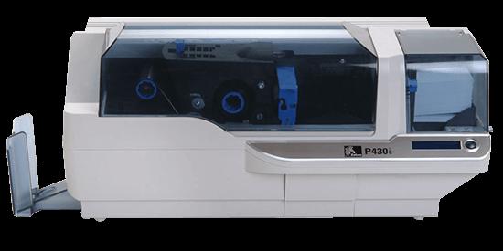 Zebra P430i Kartendrucker, Zebra Technologies, Drucker