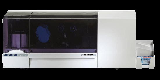 Zebra P630i Kartendrucker, Zebra Technologies, Drucker