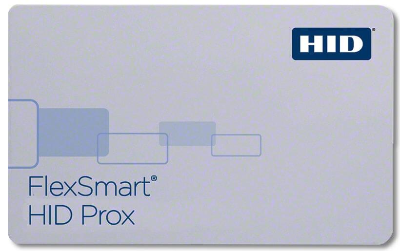HID Prox 2 Chipkarte