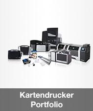 Komplettes Kartendrucker Portfolio YouCard