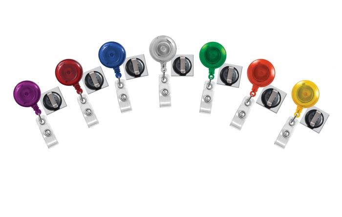 Kartenjojos in verschiedenen Farben