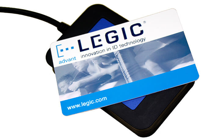 LEGIC Card Reader