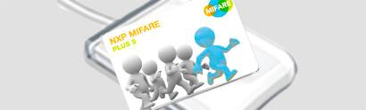 MIFARE® RFID-Kartenleser