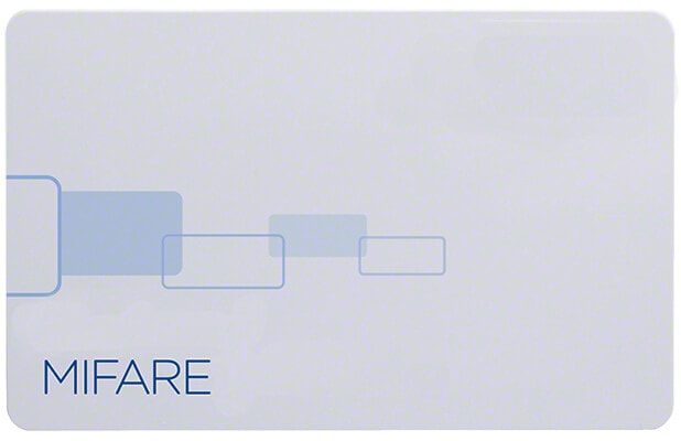 Mifare ultralight chip cards