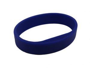 rfid armbänder blau