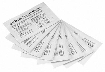 Reinigungskarten und Reinigungssets Kartendrucker