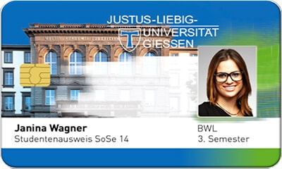 TRW-Studentenausweis