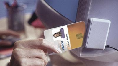 Chipkarten kontaktbehaftet