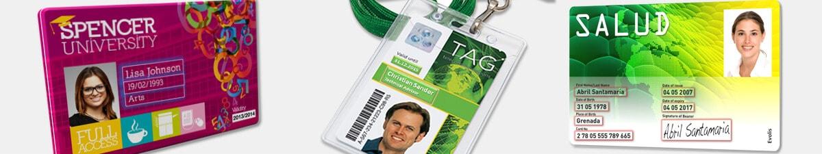 Thermo-rewrite Plastikkarten wiederbeschreibbar und wiederbedruckbar