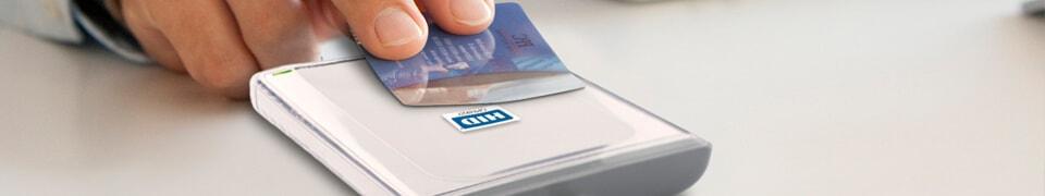 125 khZ RFID-Kartenleser