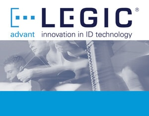 LEGIC advant chip card