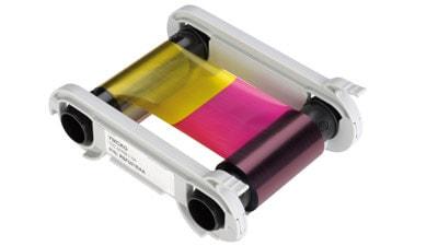 Kartendrucker Farbband YMCKO