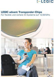 Datenblatt Vorschau LEGIC advant