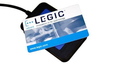 LEGIC advant RFID Karte