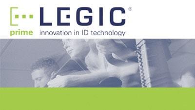 LEGIC prime 256 RFID Karte