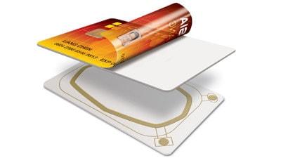 RFID-Chipkarte