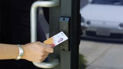 Transponderkarten zur Zutrittskontrolle