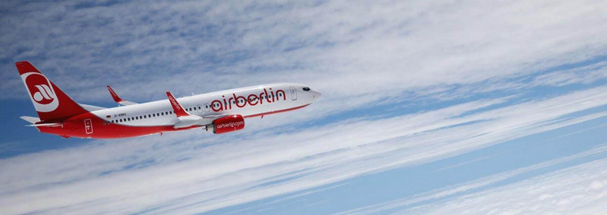 Zutrittskontrolle für airberlin
