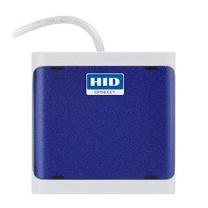 HID Omnikey 5022 CL Kartenleser, Kartenlesegerät, Reader