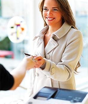 Fotolia Kundenkarte Kartenzahlung