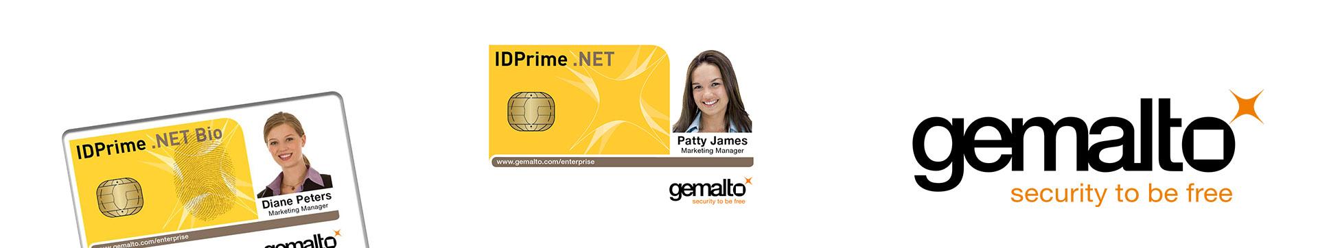 gemalto ID prime