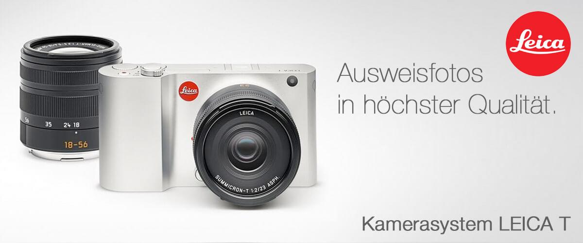 Kamerasystem Leica T
