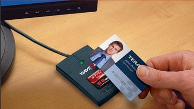 RFIDeas Kartenleser sowie Karten reader von RF Ideas
