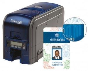 Datacard SD160 Kartendrucker SD 160