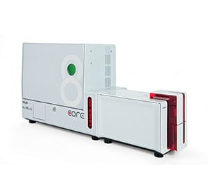 Evolis Core Laserpersonalisierung, Lasergravur und Kartendrucker