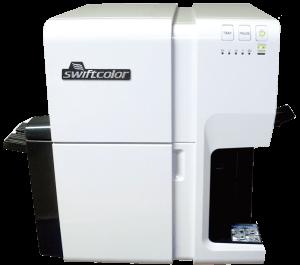 Swiftcolor SCC4000D Kartendrucker günstig für Plastikkarten Bedruckung