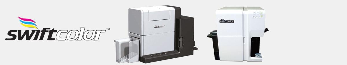 Swiftcolor Kartendrucker SCC-4000D und SCC-2000D
