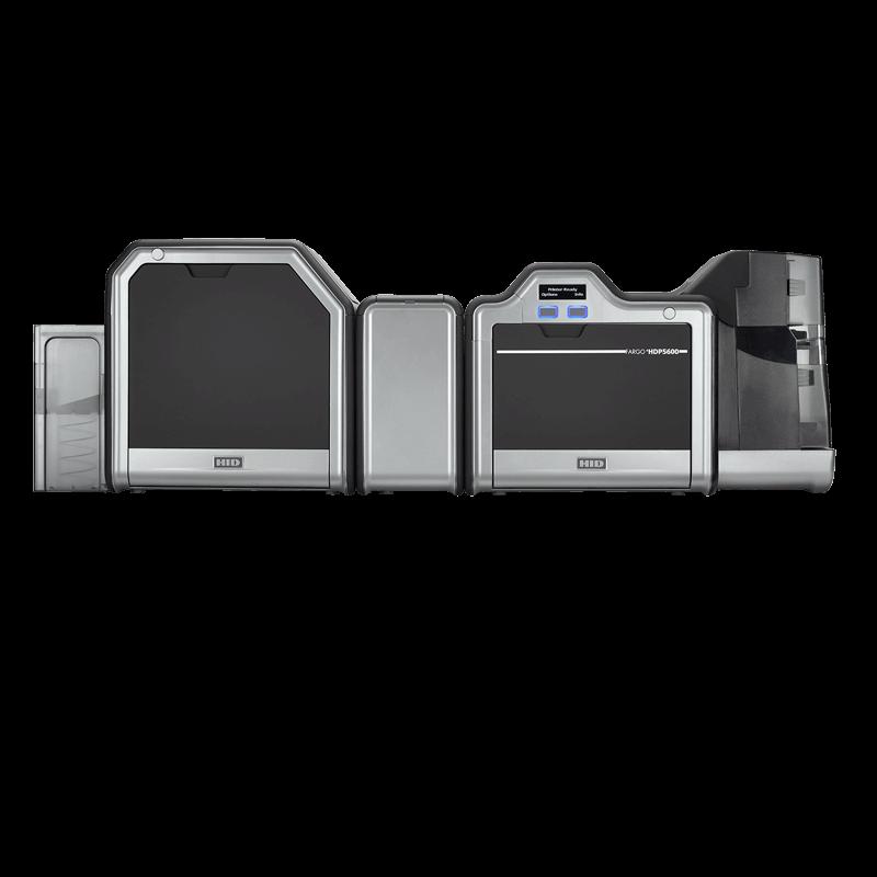Kartendrucker HID FARGO HDP5600 mit allen Modulen