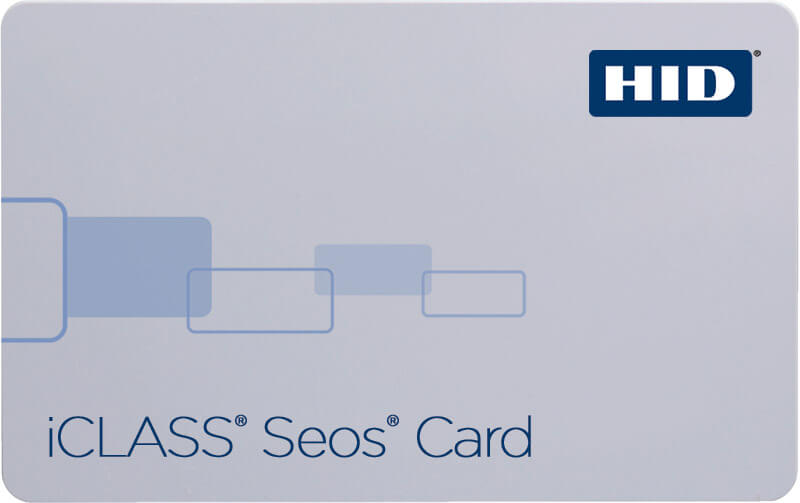 HID iCLASS® Seos™ Smartcard